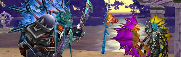 L'île de Kil'Tiras est attaquée par les Nagas !