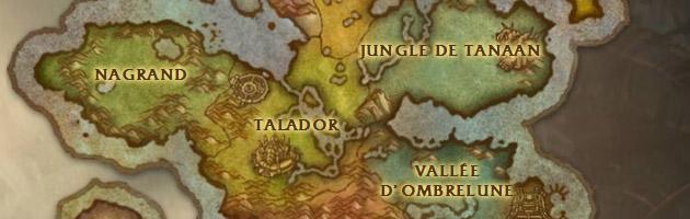 Explorez Draenor !