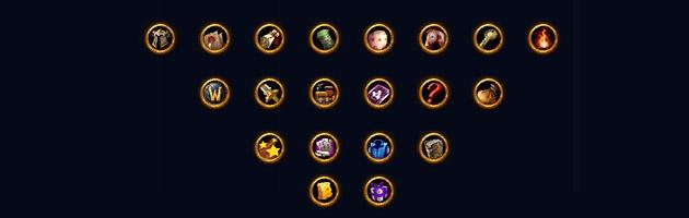 De nouveaux icônes ont été dataminés