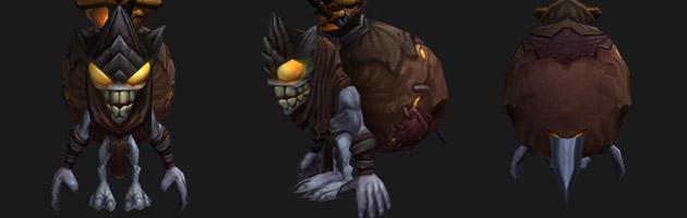 Le gobelin au trésor est la nouvelle mascotte collector de Diablo III