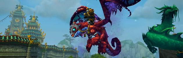 Le Dragon-faë, nouvelle monture de la boutique