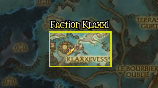 La faction des Klaxxi vous attend à Klaxxi'vess