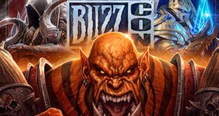 L'affiche de la Blizzcon 2013