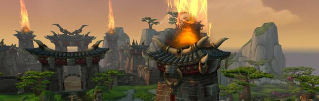 L'île du Temps figé est la nouvelle zone du patch 5.4