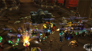 Blood Legion 10/14 en 25HM