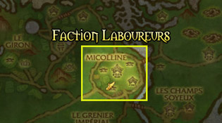 La faction des Laboureurs vous attend à Micolline