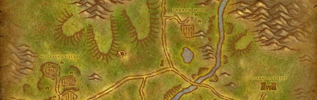 Champ de bataille Moulin-de-Tarren vs Austrivage