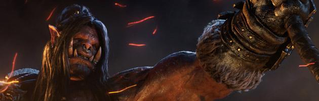Deuxième image extraite de la cinématique officielle de Warlords of Draenor