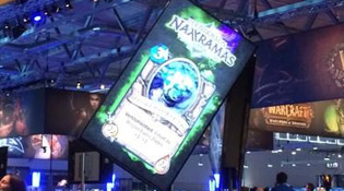 La malédiction de Naxxramas d'Hearthstone