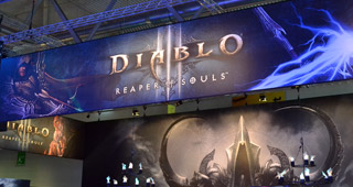 Le stand Diablo 3 : Reaper of Souls