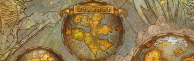 La planète Draenor fait son apparition sur la bêta !