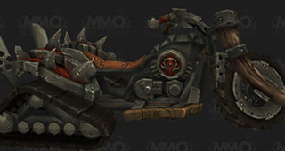 Moto de la Horde offert gratuitement aux joueurs de la faction