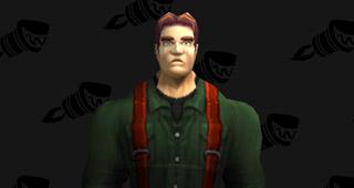 Un modèle masculin PnJ nommé Robin