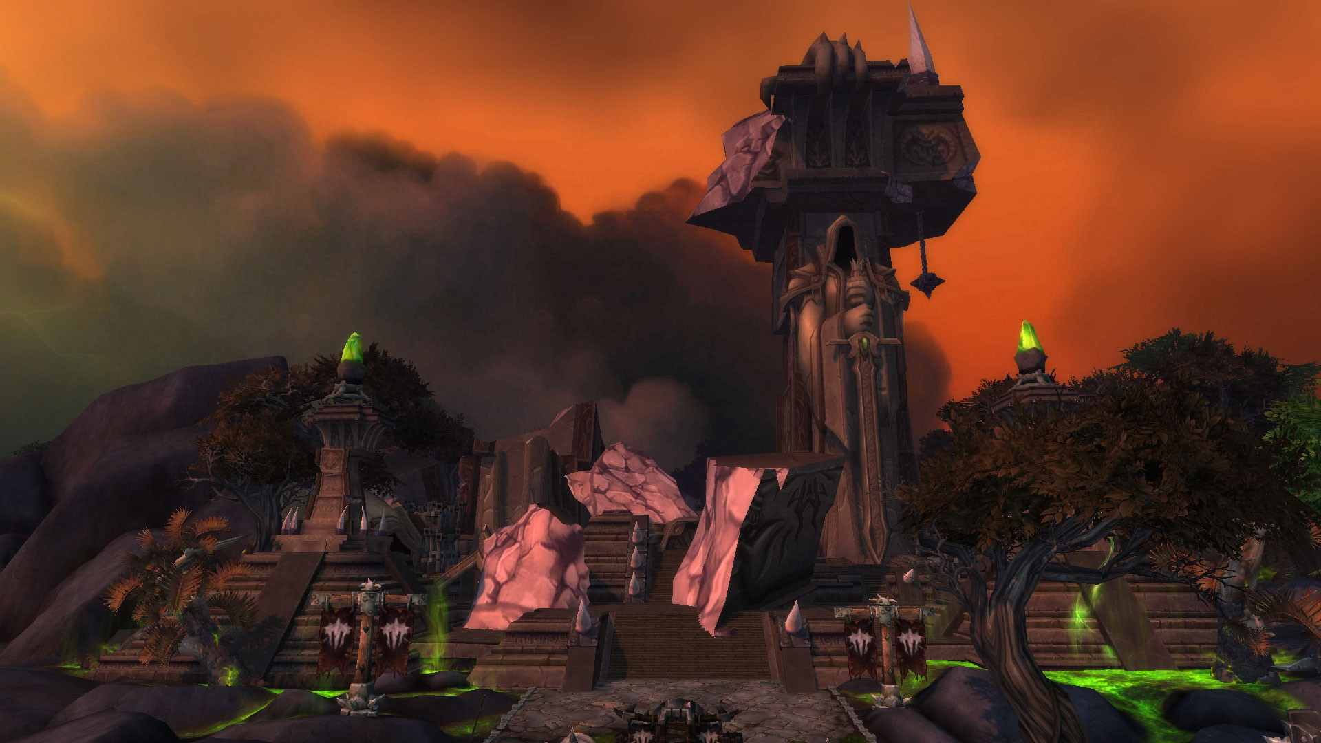 Warlords of Draenor : Discussions & screens pré-sortie - Page 4 Portail-grand