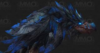 Le corbeau de l'effroi