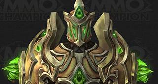 Coloris vert du T17 Paladin