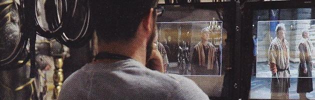 Il est possible de voir un donjon de l'Alliance sur les écrans