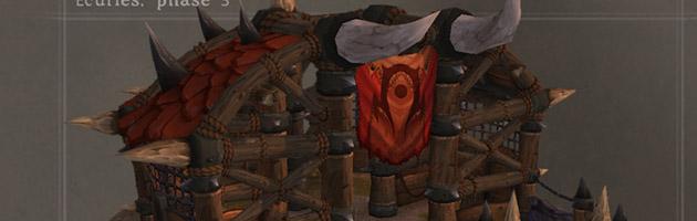 Les bâtiments de la Horde seront prochainement dévoilés