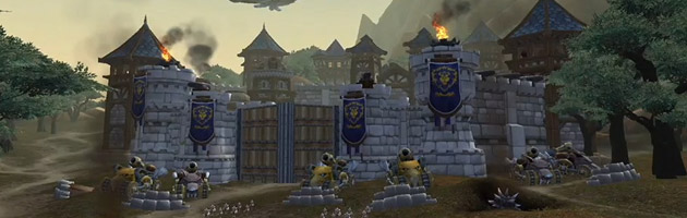 Ashran, zone de PvP mondial dans Warlords of Draenor