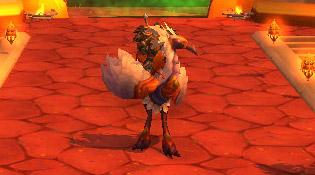 Faucon-pérégrin blanc rapide