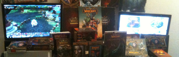 Une très belle collection World of Warcraft