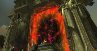 La Porte des Ténèbres passe au rouge