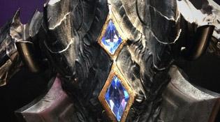 Épée du film Warcraft en détail