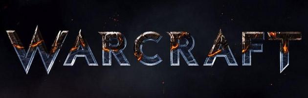 Un logo fait d'acier et de feu pour le film Warcraft