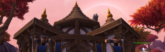 La tour des mages est un lieu réservé à la magie de téléportation