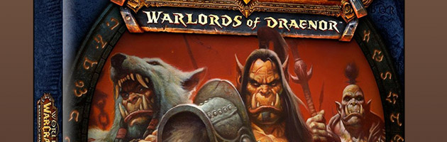 La boîte provisoire de Warlords of Draenor