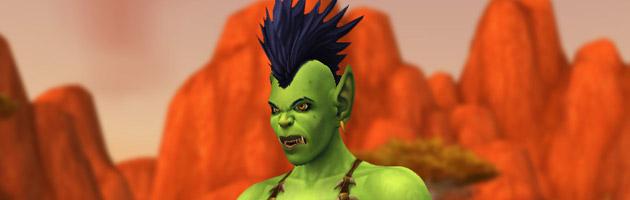 Nouvelle image du modèle Orque pour Warlords of Draenor
