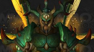 Alpha warlords : t17 mythique du druide et du démoniste