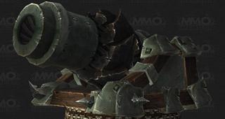 Canon de la Horde de fer