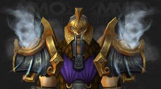 Deuxième coloris du T17 du Chaman dans Warlords of Draenor