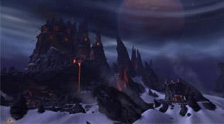 Crête de Givrefeu dans Warlords of Draenor