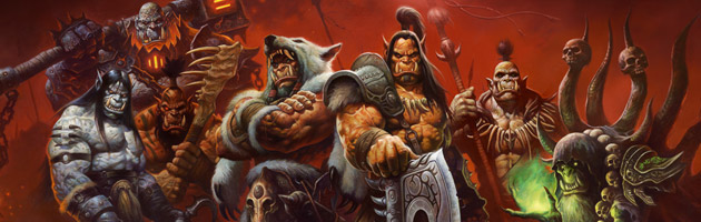 L'extension Warlords of Draenor existe sur plusieurs supports dont un collector