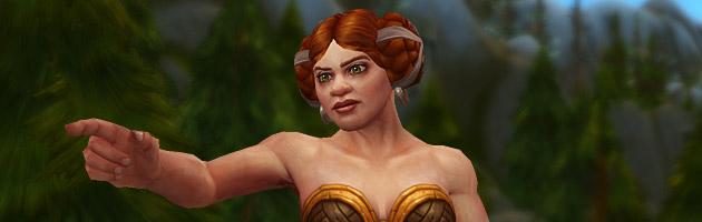 De nouveaux modèles de Naines ont été ajoutés pour Warlords of Draenor