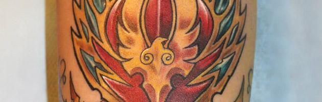 Nelthariane nous présente son tatouage inspiré de World of Warcraft