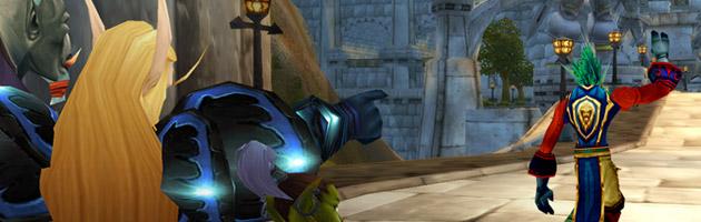 Au terme de la suite de quêtes, vous trahissez votre faction et rejoignez les adversaires !