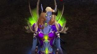 L'anneau vous transforme en Elfe mort-vivant
