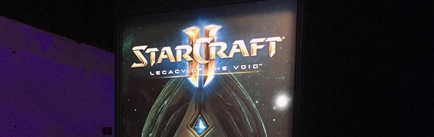 Prochaine extension de Starcraft II