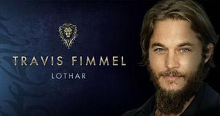 Travis Fimmel dans le rôle de Lothar