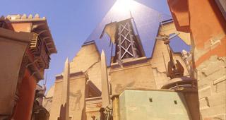 Le Temple d'Anubis