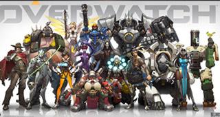Le jeu est composé de nombreux héros