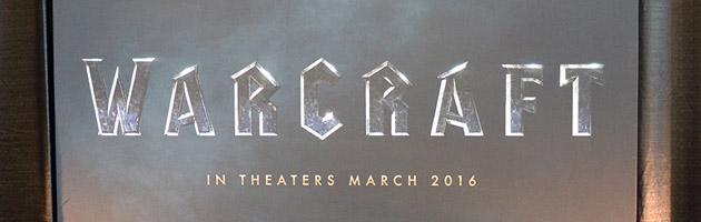 L'affiche du film Warcraft