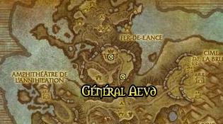 Retrouvez le Général Aevd côté Horde