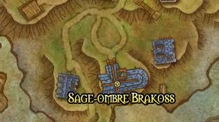 L'intendant de l'Alliance Sage-ombre Brakoss