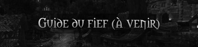 Guide du Fief dans Warlords of Draenor