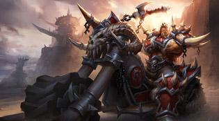 La Mort-sur-roues du seigneur de guerre