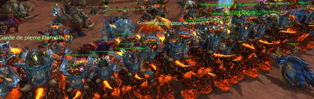 Rassemblement de 300 joueurs pour Martèlepoing